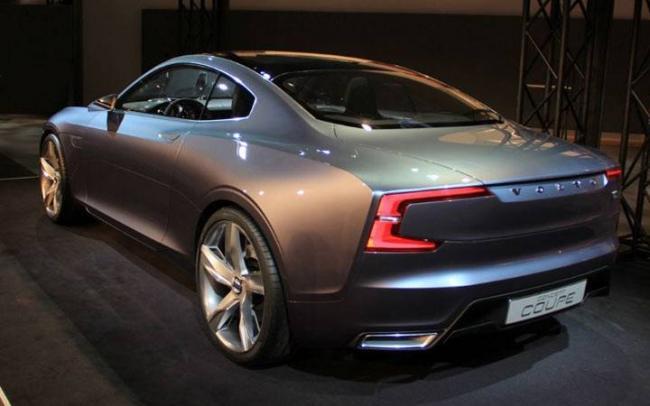 Экстерьер Volvo C30 2019-2020 года