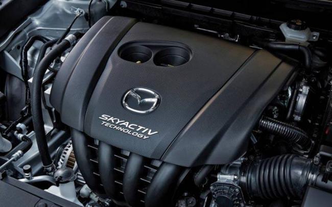 Двигатель новой Mazda СХ-3 2019 года