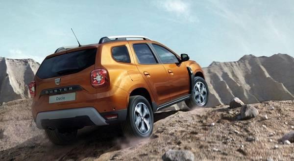Renault Duster 2020 Новый кузов