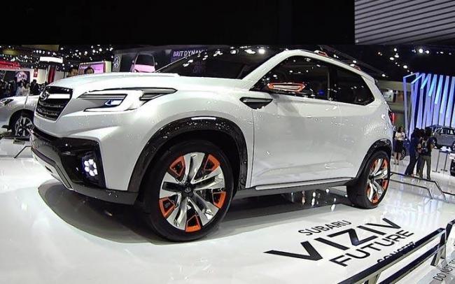 Subaru Forester Concept 2019