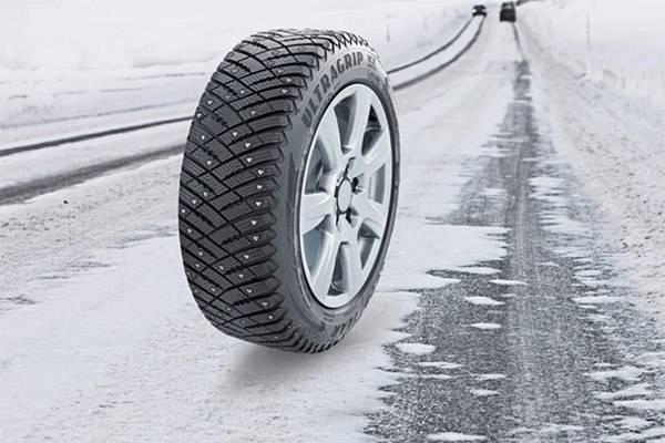 Характеристики зимних шин