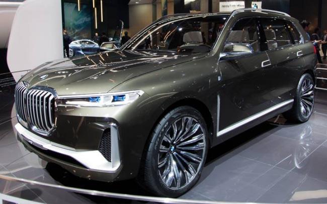 Концепт BMW X7